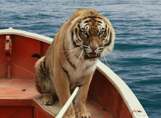 Idris elba set to voice villainous tiger shere khan in jon for Richard parker life of pi