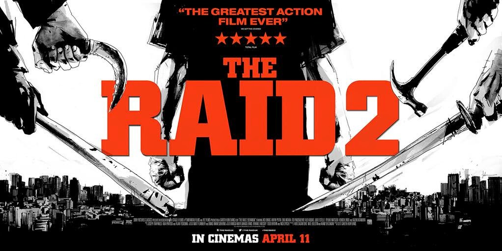 poster The Raid 2