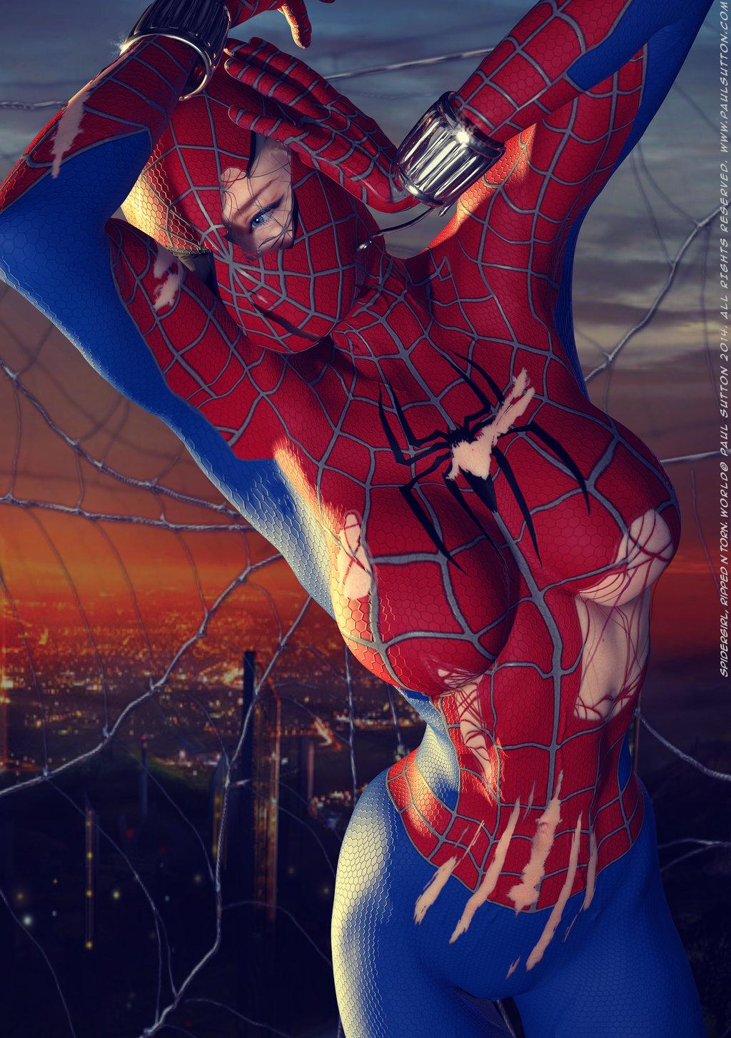 Spider woman hot pics porn scenes