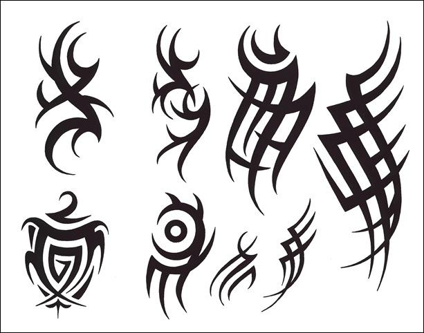 tato19: Desain Tato Tribal Keren Modern Dan Terbaik