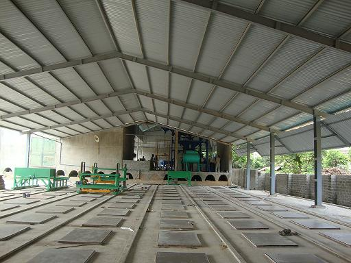sản xuất gạch