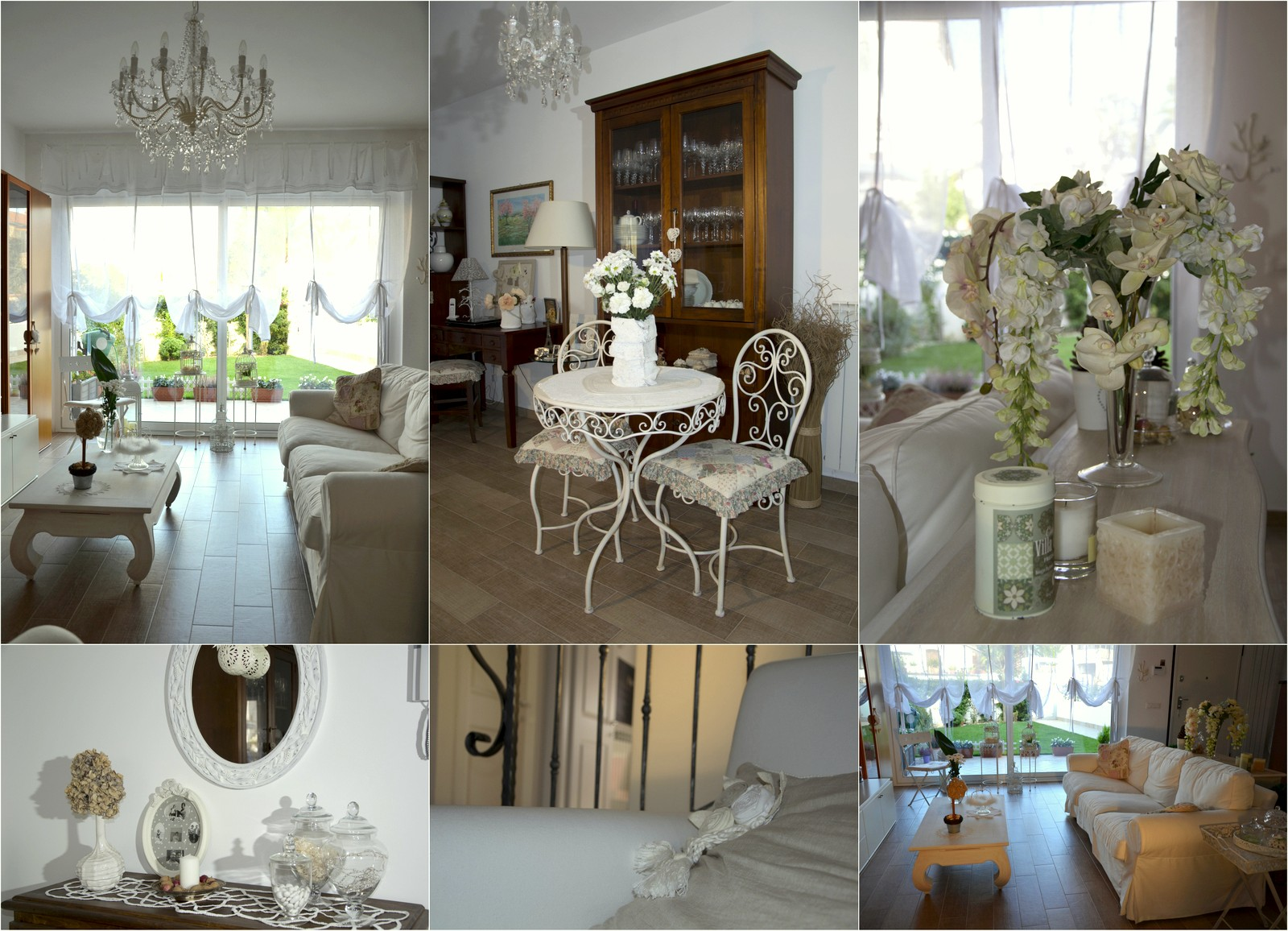 Shabbychiclife la mia casa su casa romantica vuoi fare un tour for Casa stile shabby chic