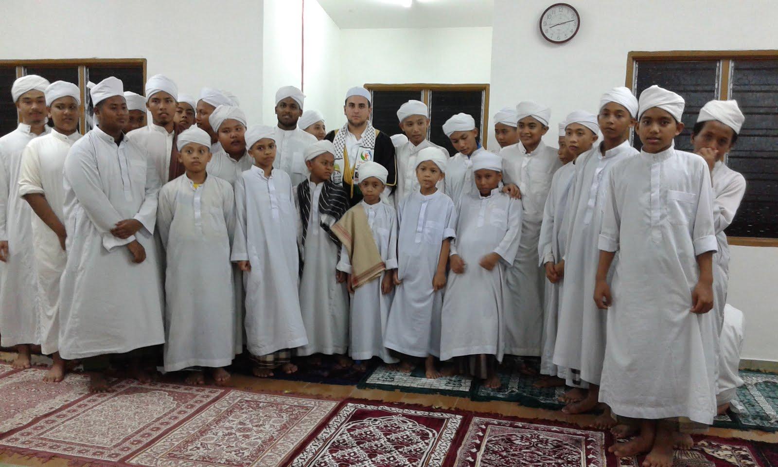 Bersama Imam Palestin