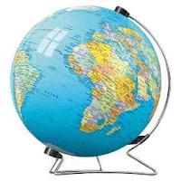 Mapamundi esférico