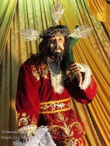 II Domingo de Cuaresma - Jesús Nazareno - Templo San Agustín