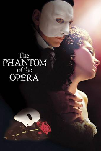 The Phantom of the Opera (2004) tainies online oipeirates