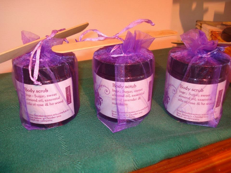 aromatherapy lakiko