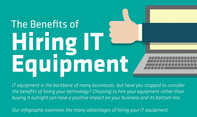 The Benefits of Hiring IT Equipment