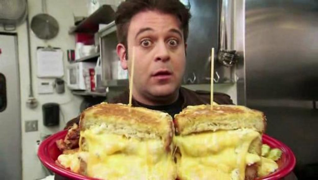 Pimp my cadence in praise of man v food for Cuisine vs food