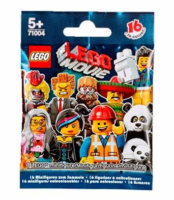 Đồ Chơi Lego Mini Figures 71004