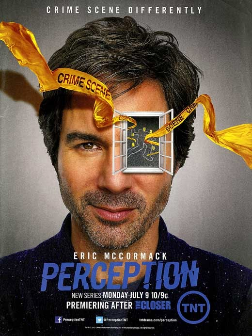 Perception 3ª Temporada