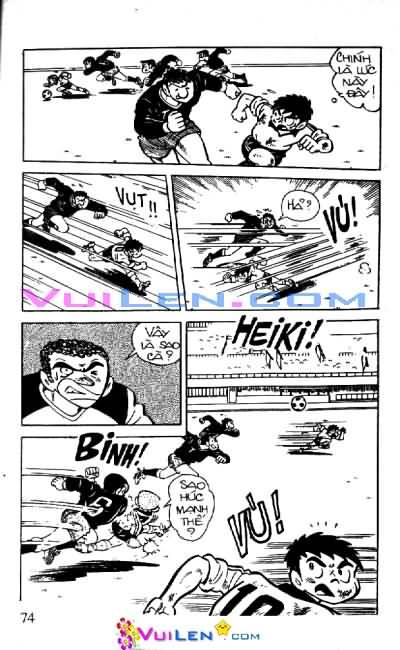 Jindodinho - Đường Dẫn Đến Khung Thành III  Tập 6 page 74 Congtruyen24h