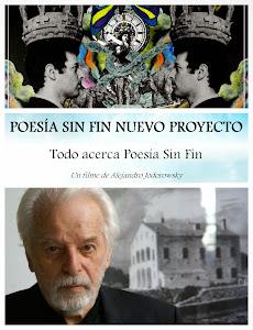 """Nueva Sección En NDDD: """"Poesía Sin Fin Nuevo Proyecto"""""""