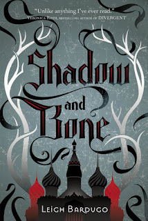 Book cover of Shadow and Bone by Leigh Bardugo