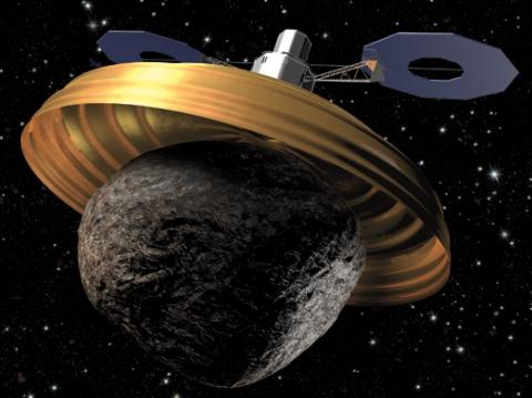 The Space Economy: Killer Asteroids from Asteroid Mining