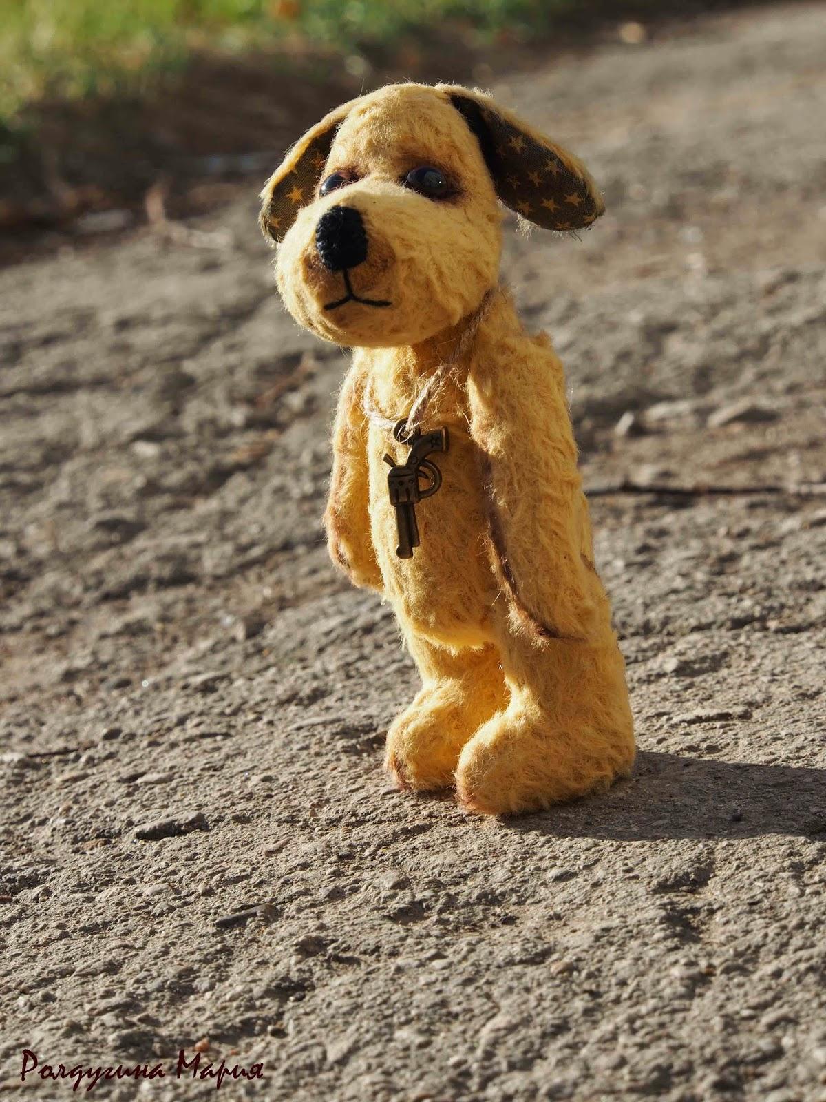 собака тедди купить игрушку