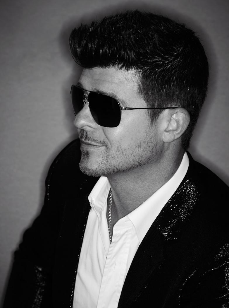 Smartologie Robin Thicke For Treats Magazine Fall Nsfw