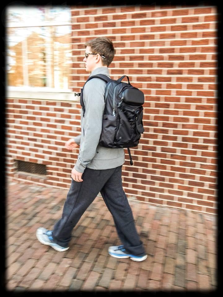 lululemon men shift backpack