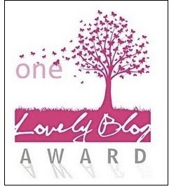 Tercer Premio Lovely Blog Award