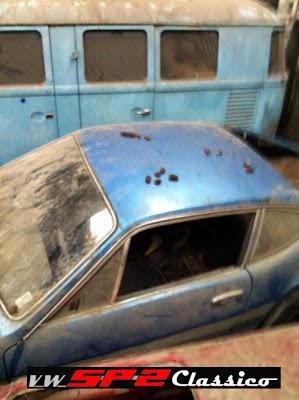 Coleção abandonada de Volkswagen SP2_12
