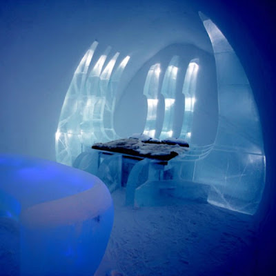 Ice Hotel Photos