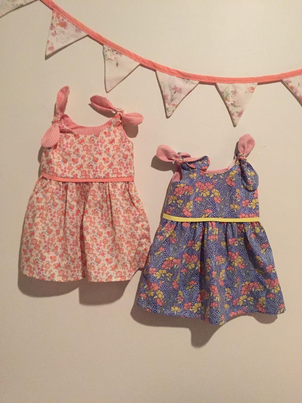 Sewn By Elizabeth Itty Bitty Baby Clothes