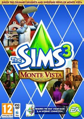 Sims 3 Монте Виста: код загрузки PC, русская версия. Silverfall. Магия зе