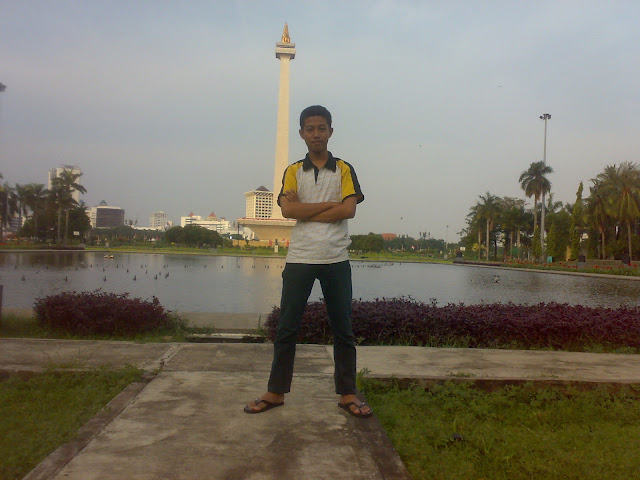 Wisata Sejarah Monumen Nasional (Monas) Jakarta