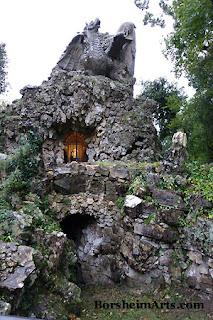 Giambologna Colosso Pratolino Sculpture Art Italy