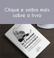 livro sobre Fisioterapia Gerontológica