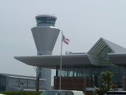 For a bit of exercise we walked up the Mont de la Ville, to Fort Regent. (jersey airport tower)