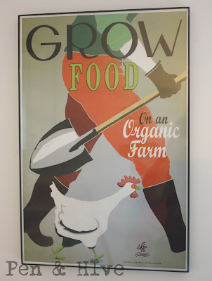 grow organic food