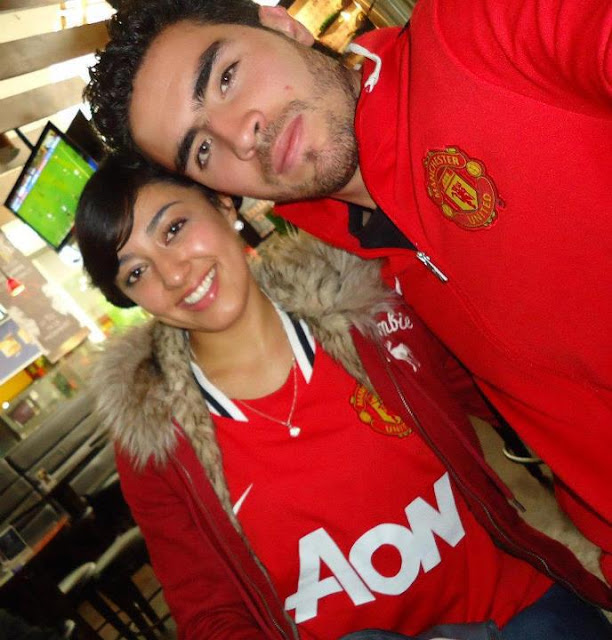 Manchester United has fans around the world