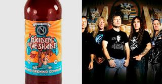 cerveja Iron Maiden