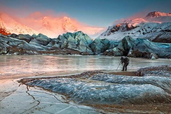hình nền thiên nhiên iceland