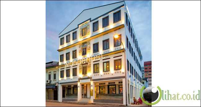 Wanderlust Hotel (Singapura, Singapura)