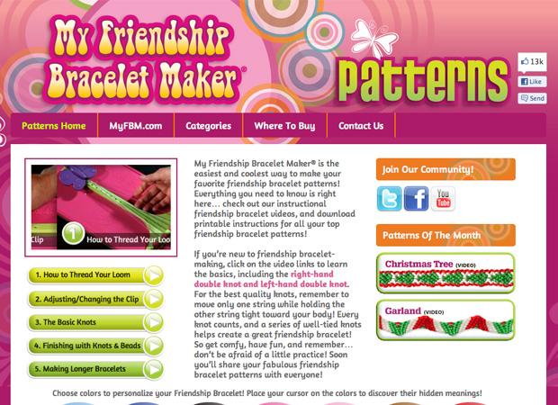 Bracelet Zipper Galleries Friendship Bracelet Maker
