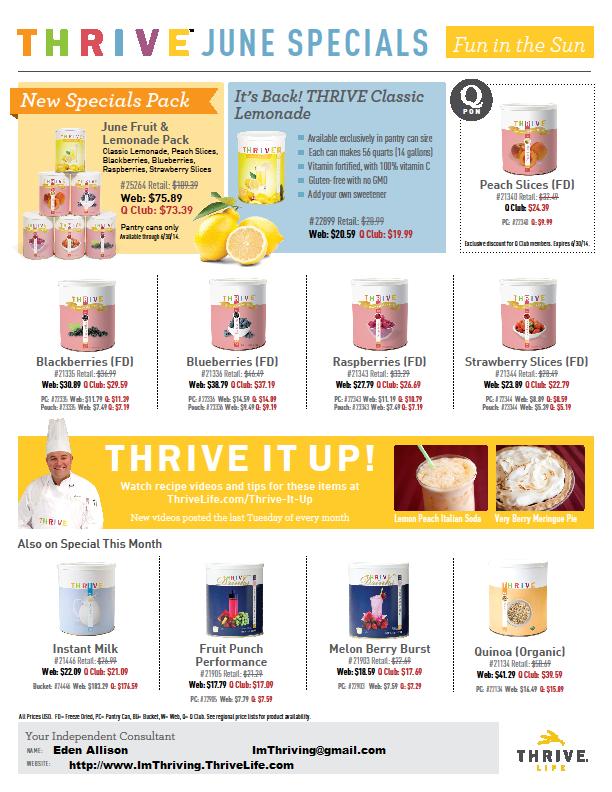 http://ImThriving.ThriveLife.com/June-specials.html