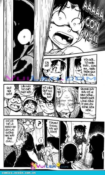 Detective Conan - Thám Tử Lừng Danh Conan chap 579 page 9 - IZTruyenTranh.com