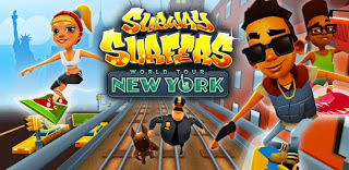 Subway Surfers 1.6.0-NewYork android game