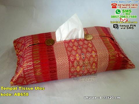 Tempat Tissue Ulos