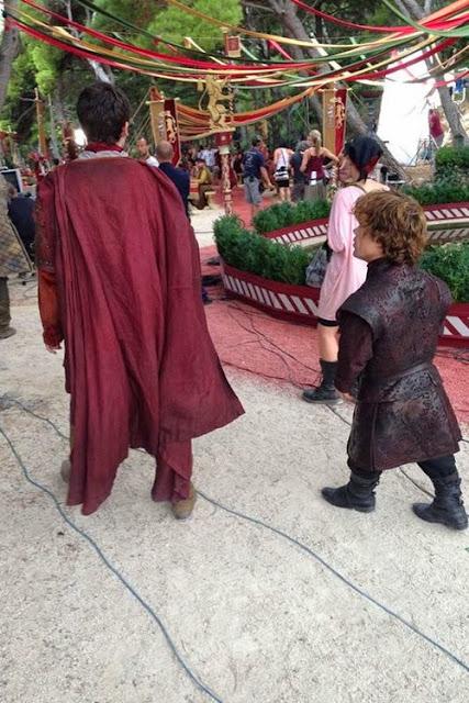 Peter Dinklage Tyrion 4T juego de tronos - Juego de Tronos en los siete reinos