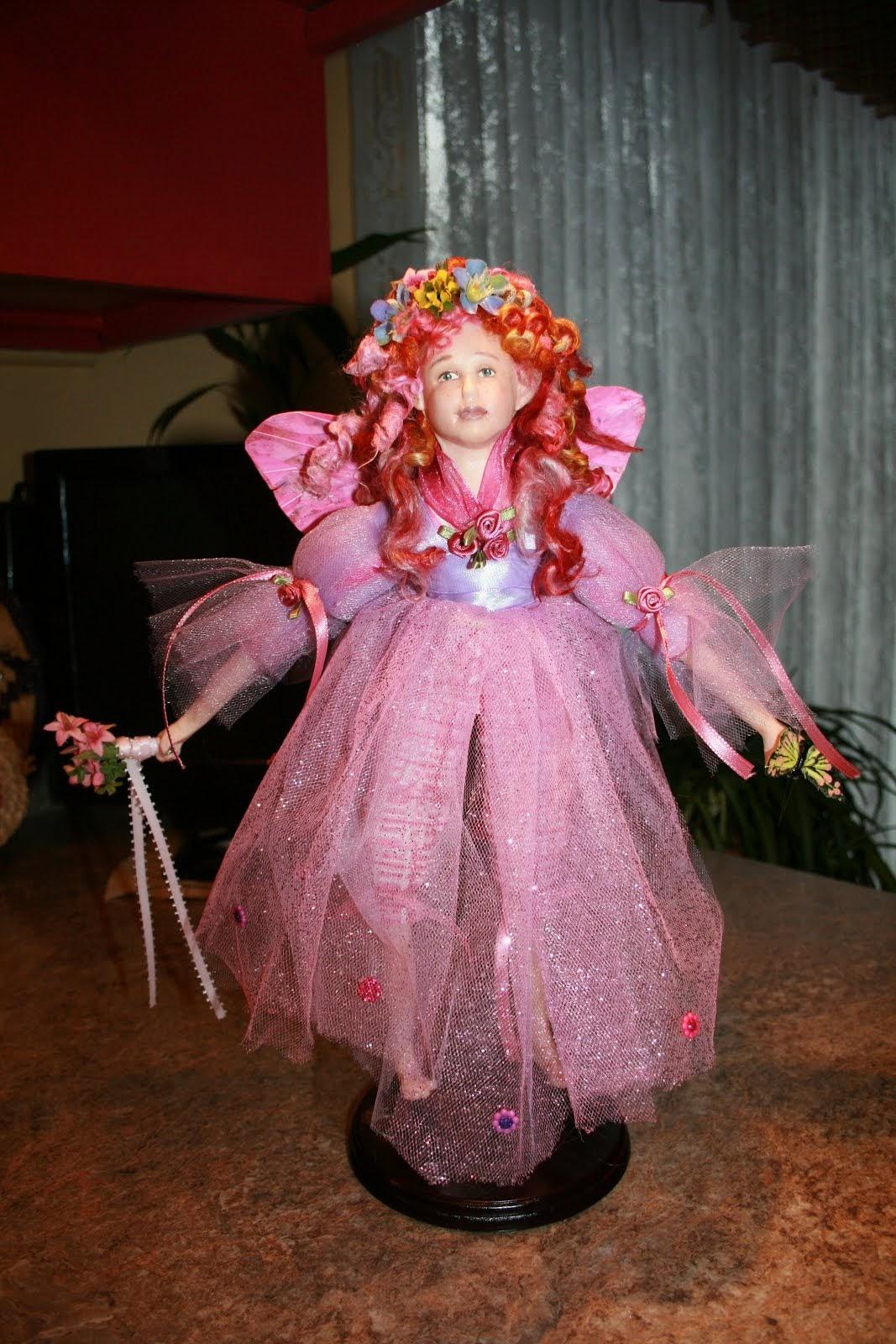 Ella's Pink Fairy