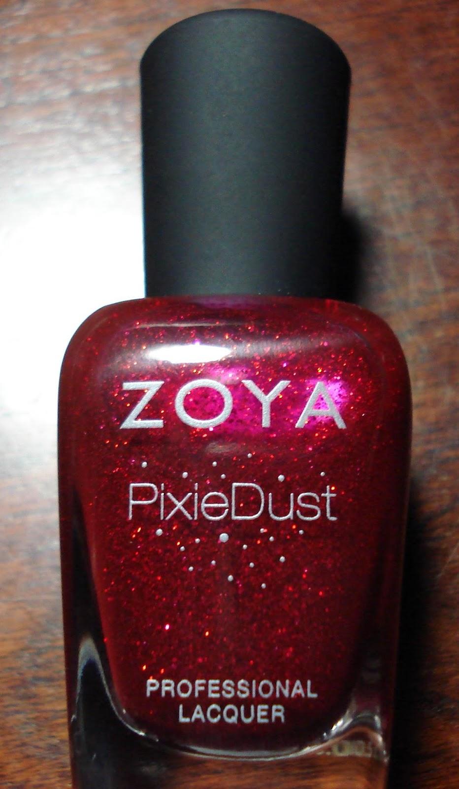 Zoya Pixie Dust Chyna