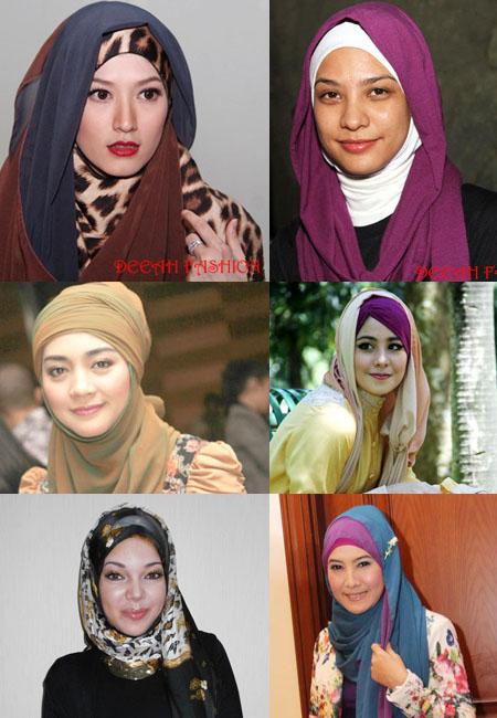 29 Daftar Artis Indonesia Yang Memakai Jilbab Hijab
