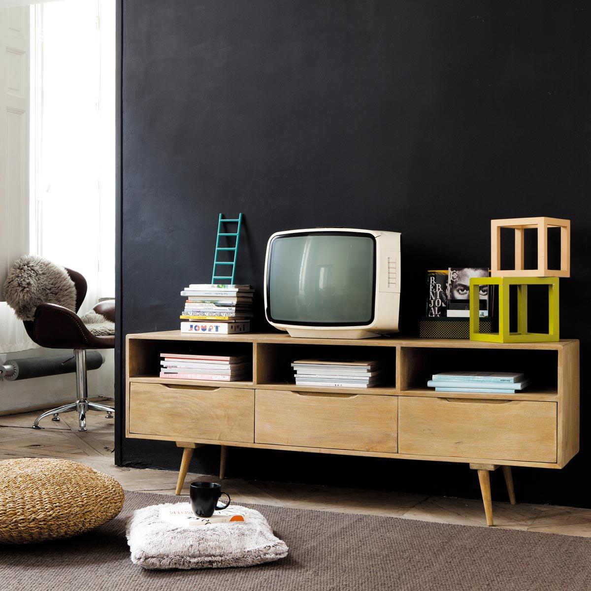 Petit Meuble Tv Maison Du Monde Artzein Com # Meuble Tv Maison Du Monde Vintage