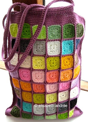 free crochet pattern tiny squares