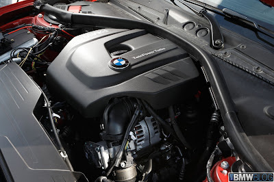 BMW TwinPower Turbo engine - Elmhurst BMW
