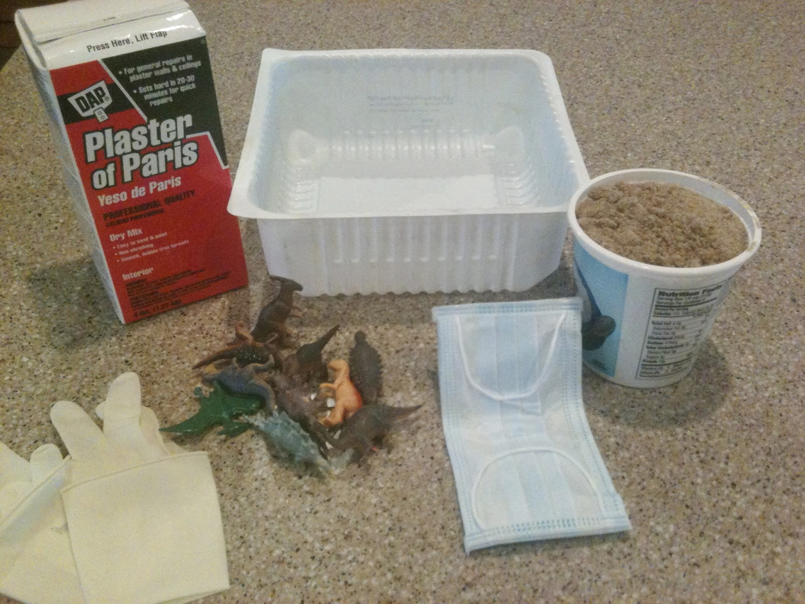 Playing Palaeontologists And A Freebie Differentiated Kindergarten