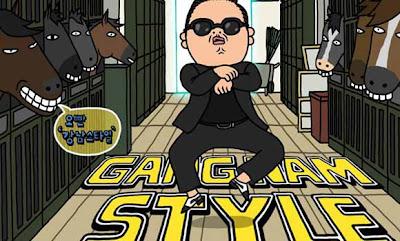 musica,Gangnam Estilo,sensação na internet